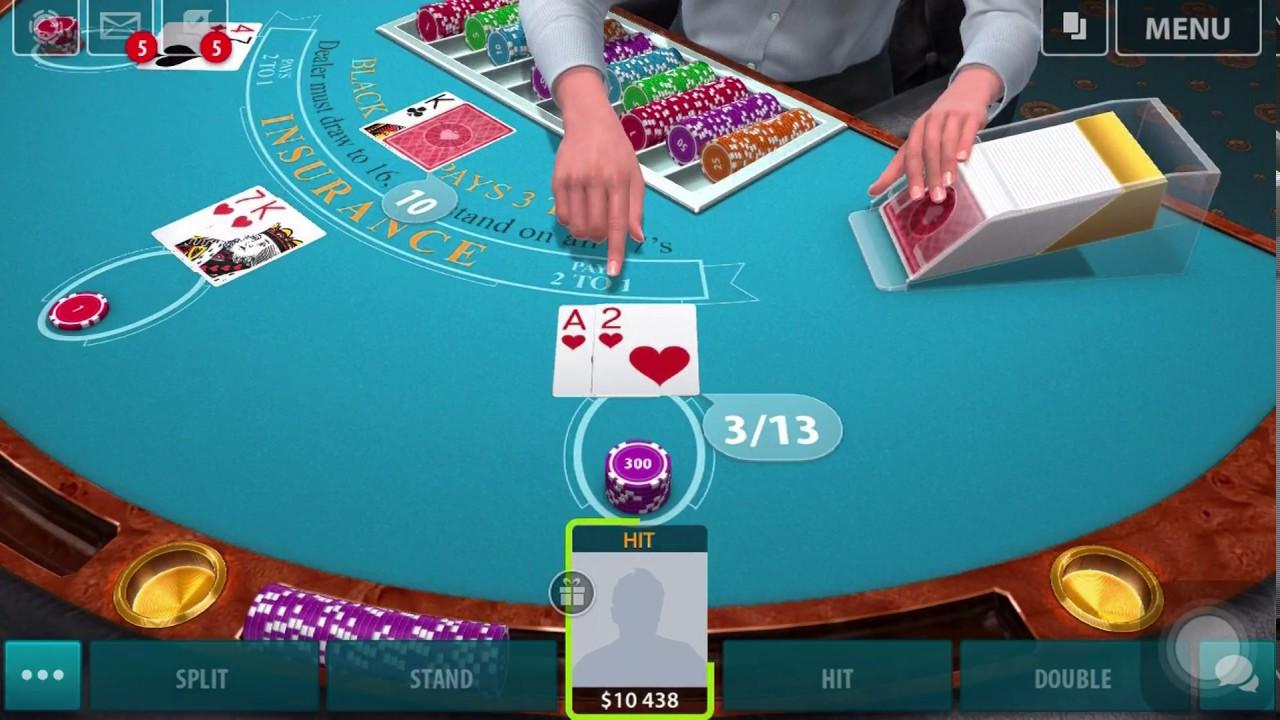Playing Blackjack Games May Be The New Monotony Buster Casino