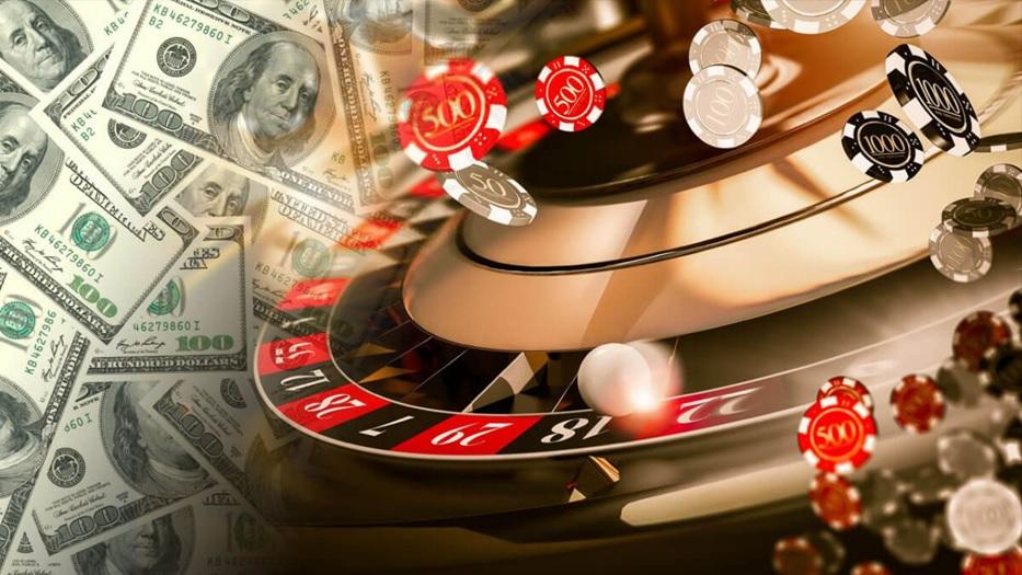 Earn money with online casino games - Refuge Arts